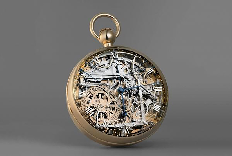 Breguet Marie-Antoinette Grand Complication Pocket Watch is considered one of the most expensive watches in the world