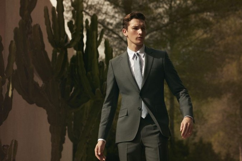 Gieves and Hawkes suits