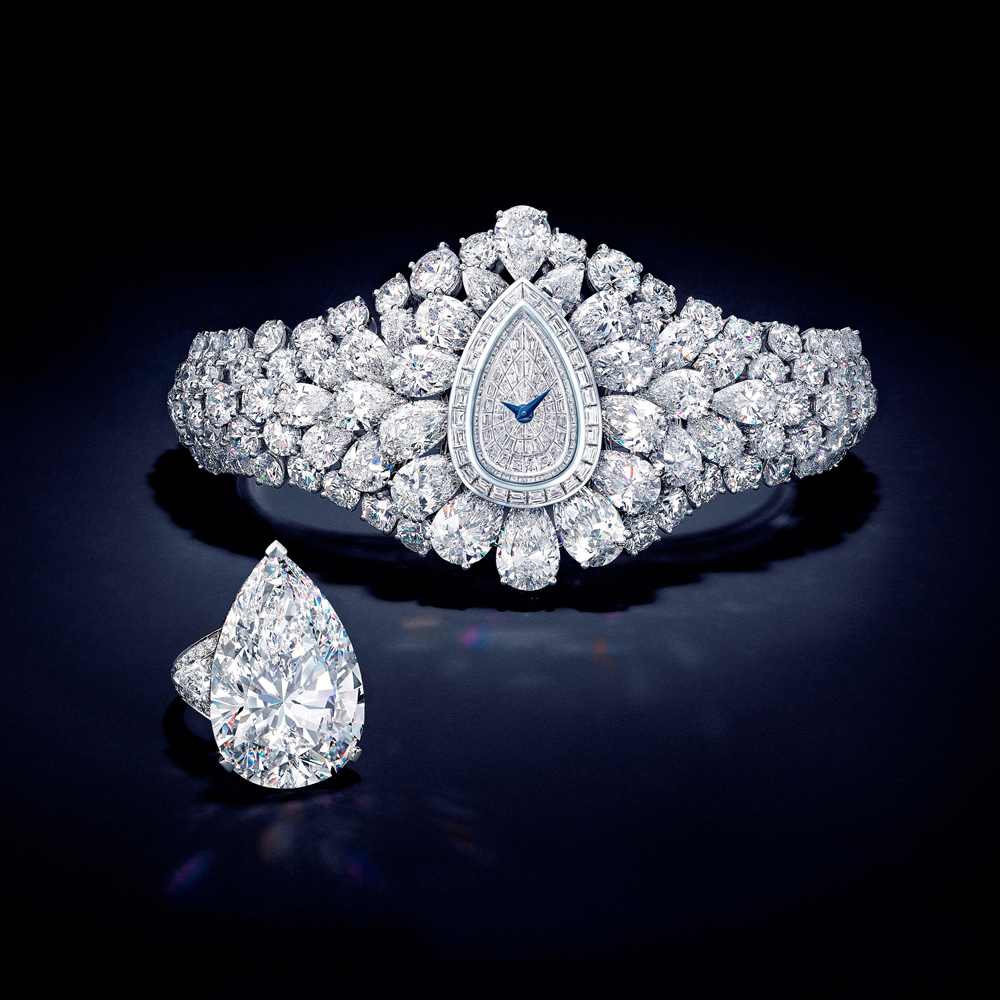 Graff Diamonds The Facination is considered one of the Most Expensive Watches in the World