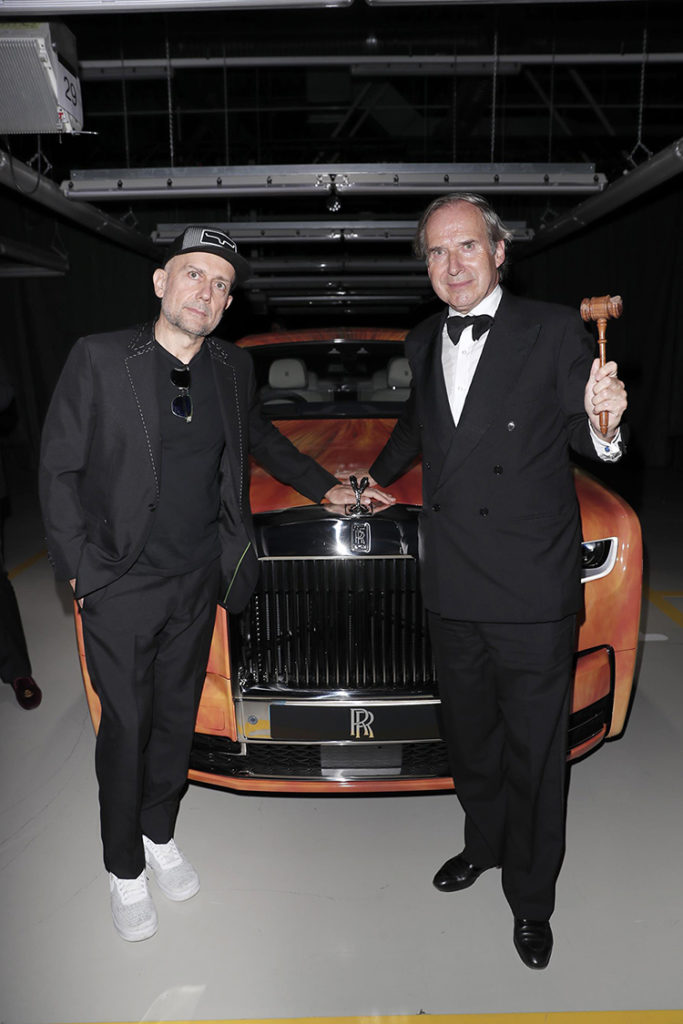 Over £1.7m raised at Rolls-Royce 'Dine on the Line'