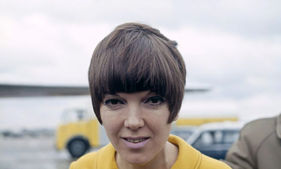 Dame Mary Quant. Photo Getty Images