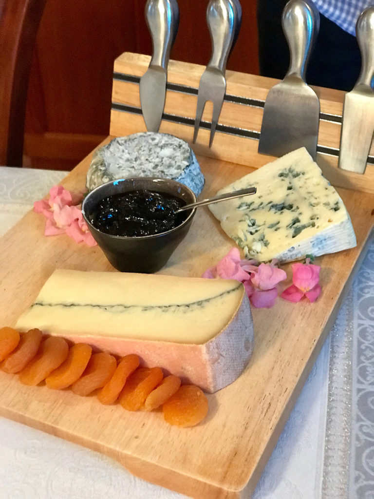 cheeses Onboard Le Nouvelle Etoile
