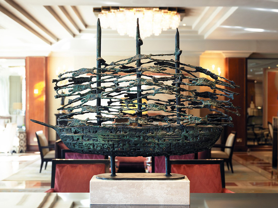 The Westbury, Hotel with Extraordinary Art Collections