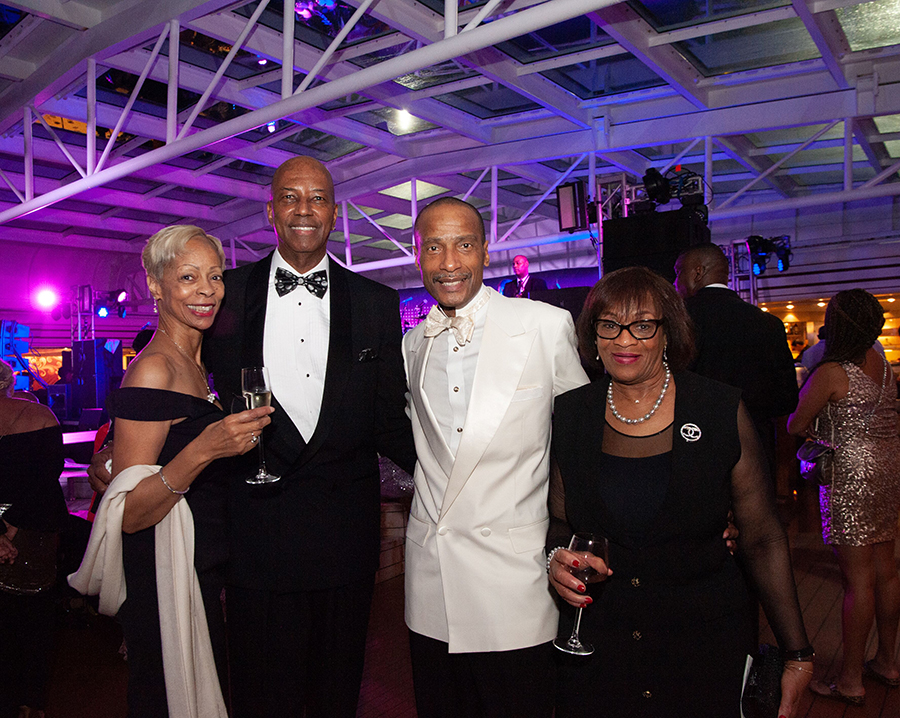 an Elegant Night Out onboard the Soul Train Cruise