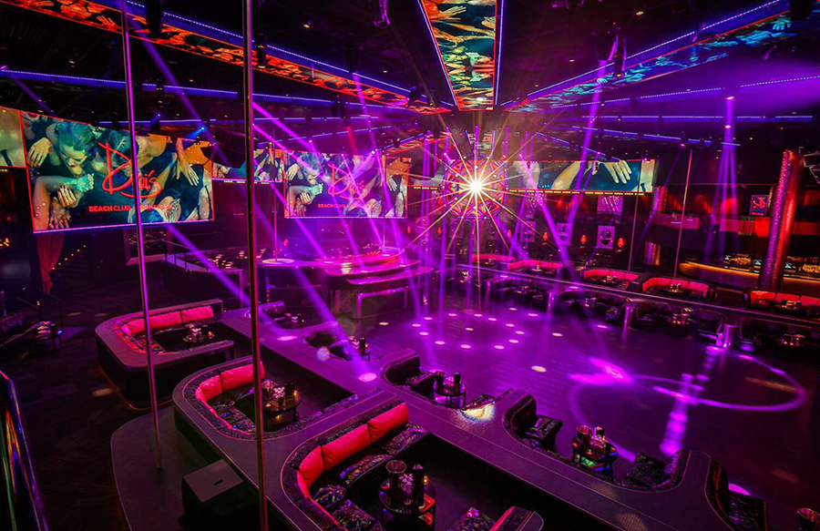 Ultimate VIP Package at Drai's Nightclub and Dayclub