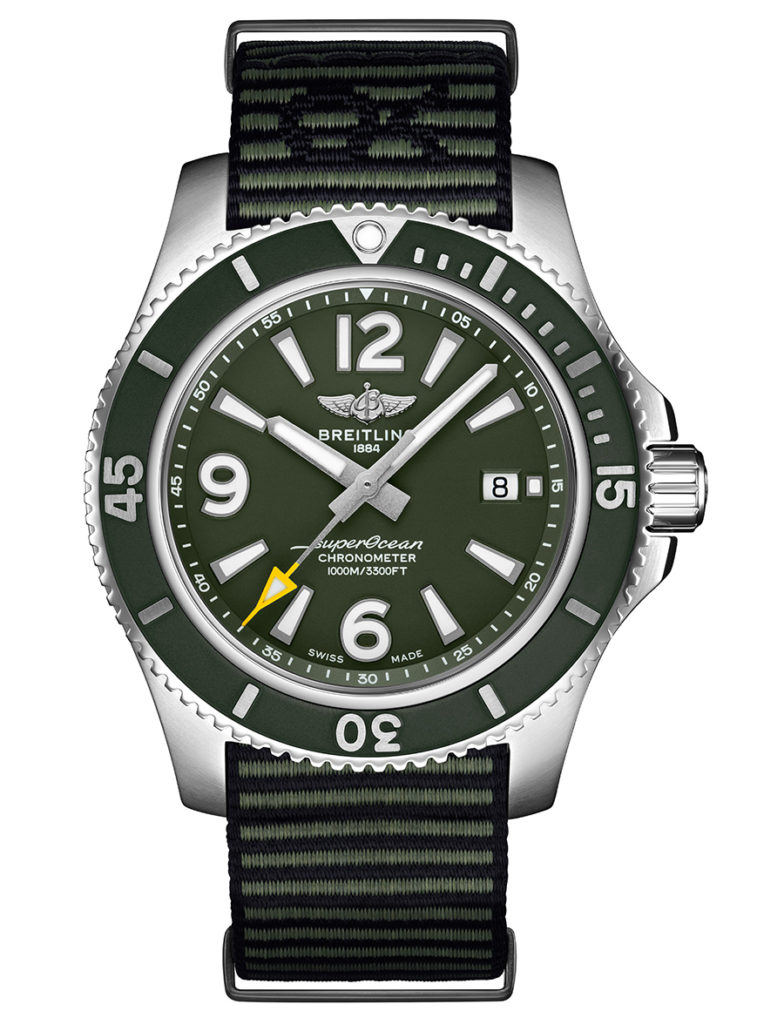 Breitling 44mm Superocean Outerknown