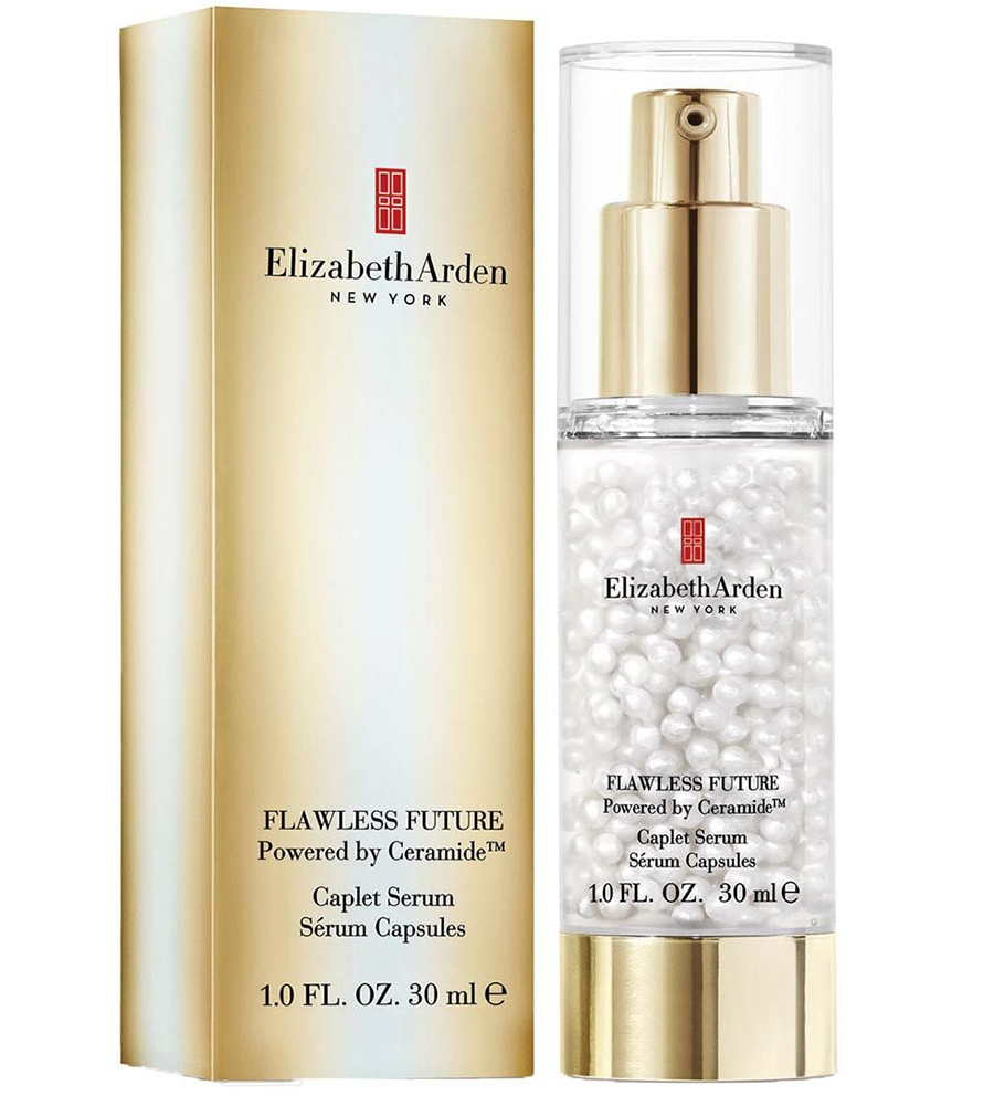 Elizabeth Arden Flawless Future Powered by Ceramide Caplet Serum, anti-aging serum for any skin type