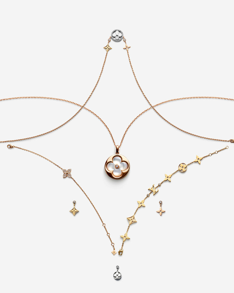Star Blossom Collection by Louis Vuitton