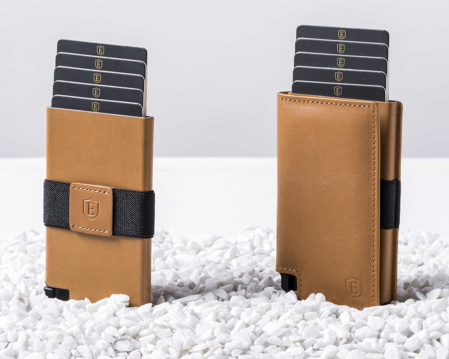 World's First Voice-Activated Smart Wallet by Ekster