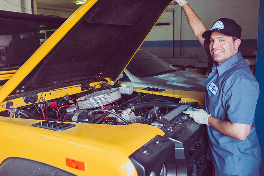 hiring a mechanic will keep your car protected