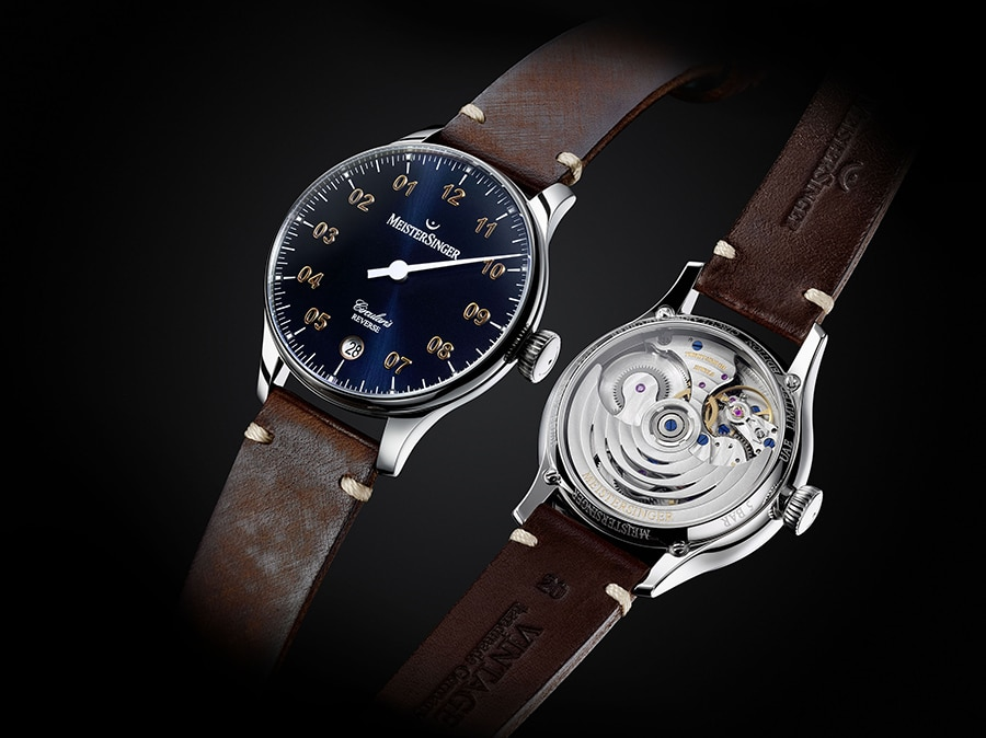 Meister Singer Circularis Reverse Limited Edition