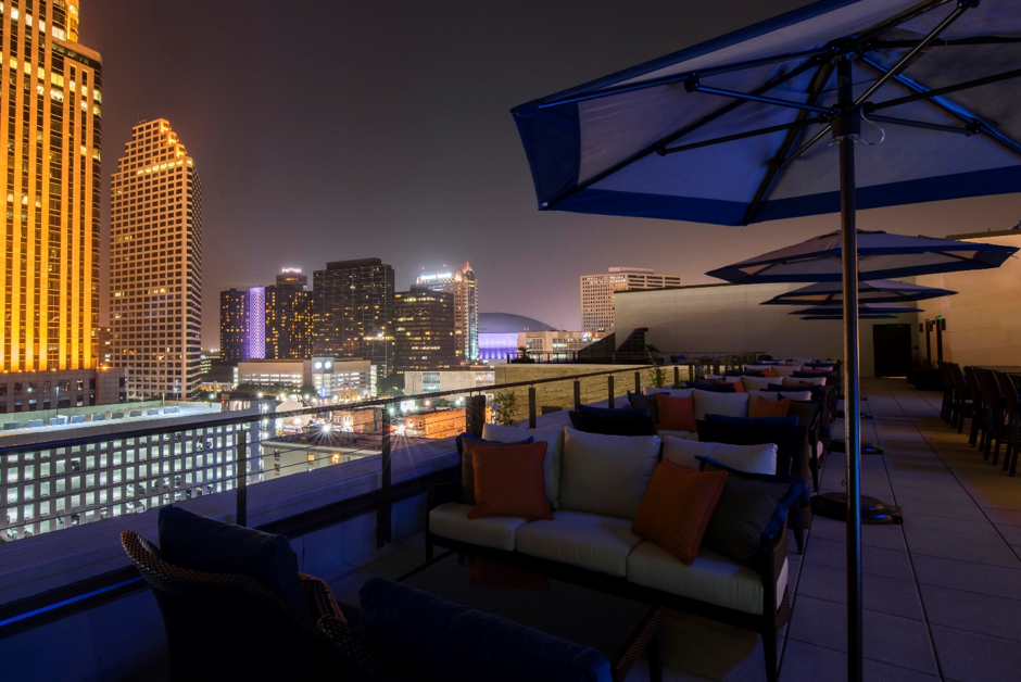 NOPSI Hotel in New Orleans, LA is considered a great Valentine's Day getaway