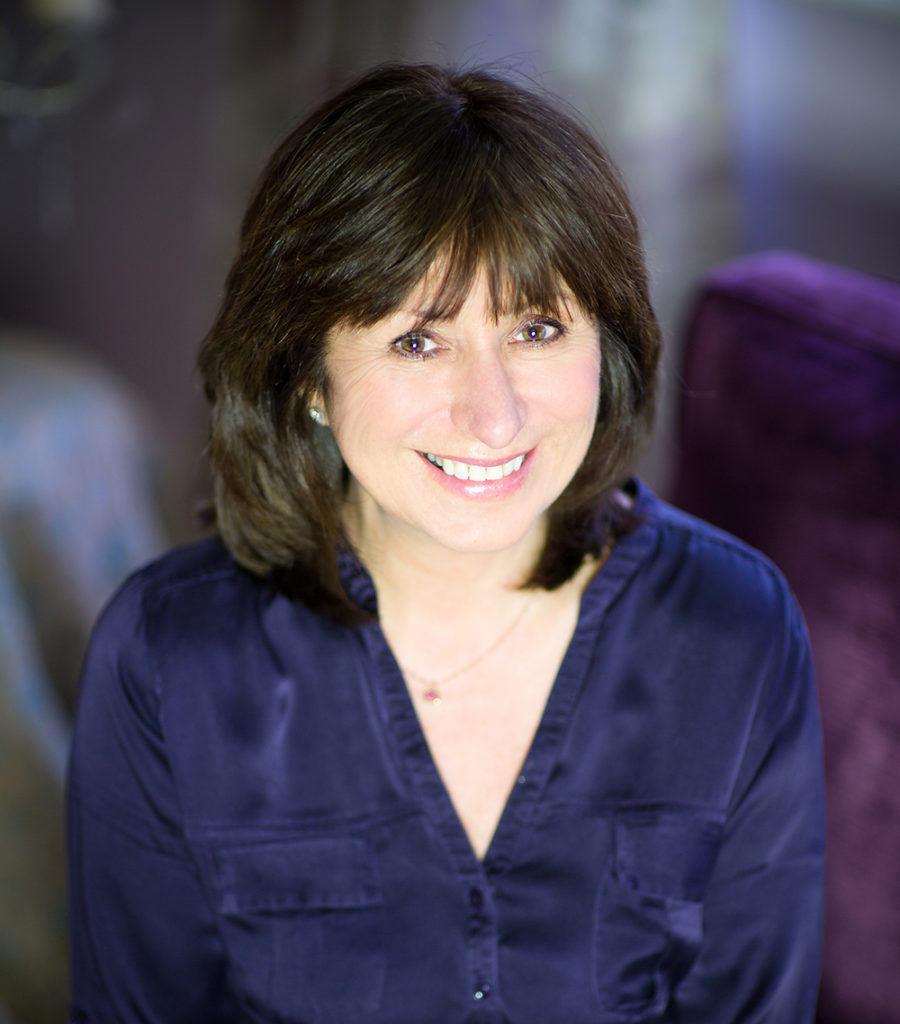 Denise Leicester, founder of Ila Spa products