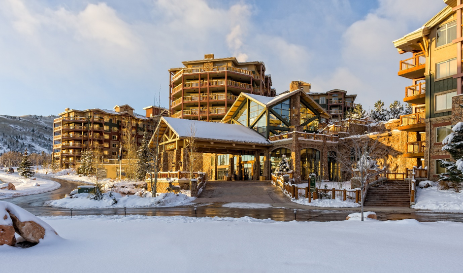 I Heart Westgate in Park City Utah is a great Valentine's Day getaway