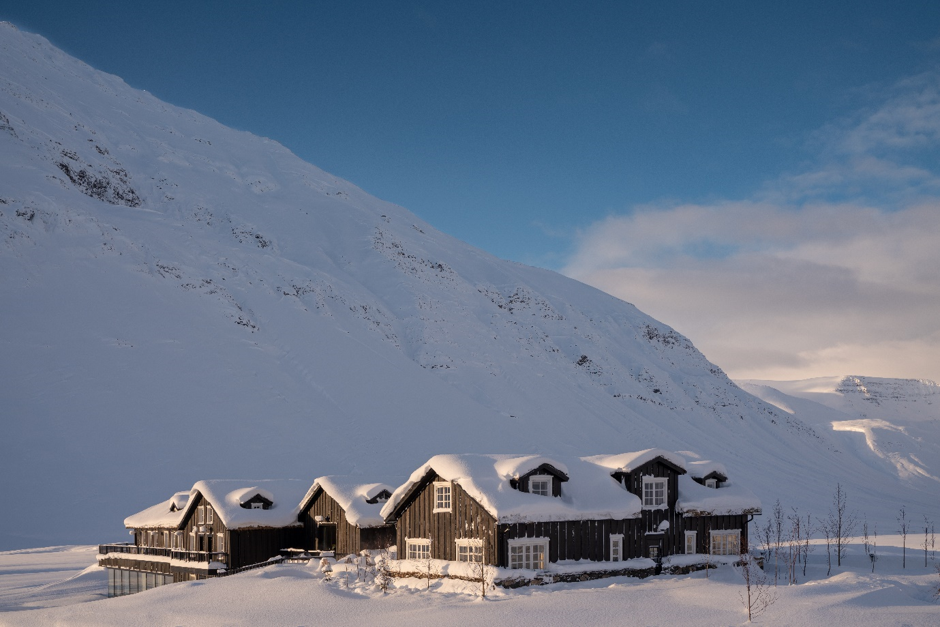 Retreat to Deplar Farm on the remote troll Peninsula, Iceland for Valentine's Day 2020