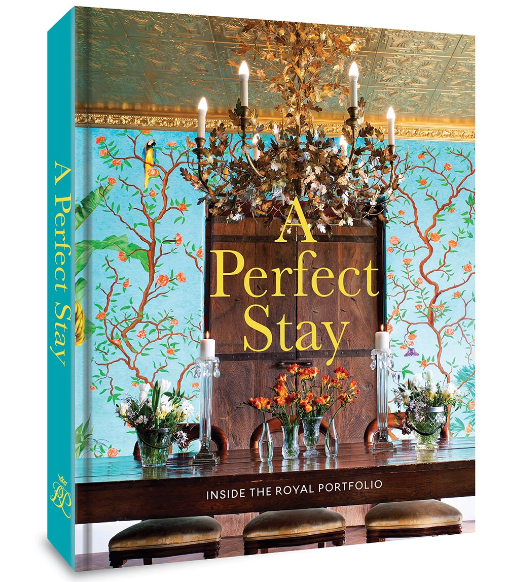 A PerfectStay 3D book, Inside the Royal Portfolio