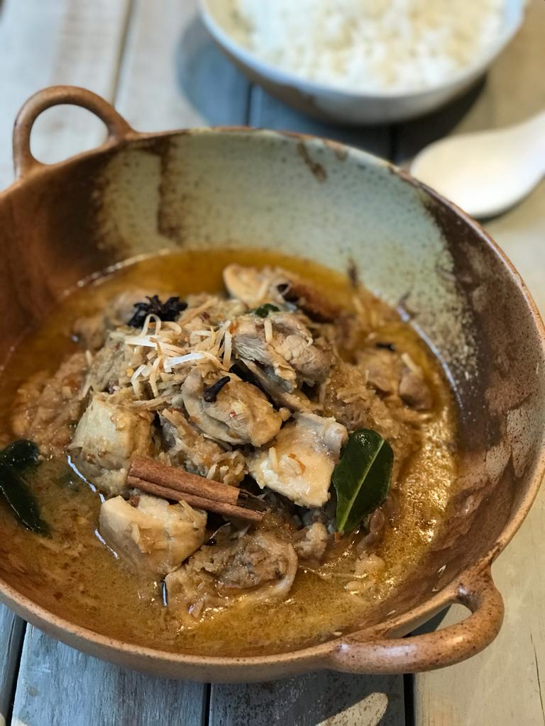 Chicken Rendang Recipe, Delicious Meal for Anytime