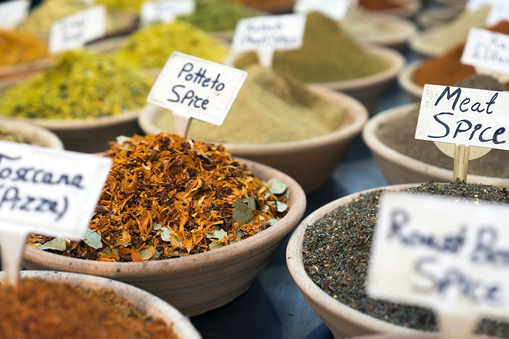 spices to give mom as a gift