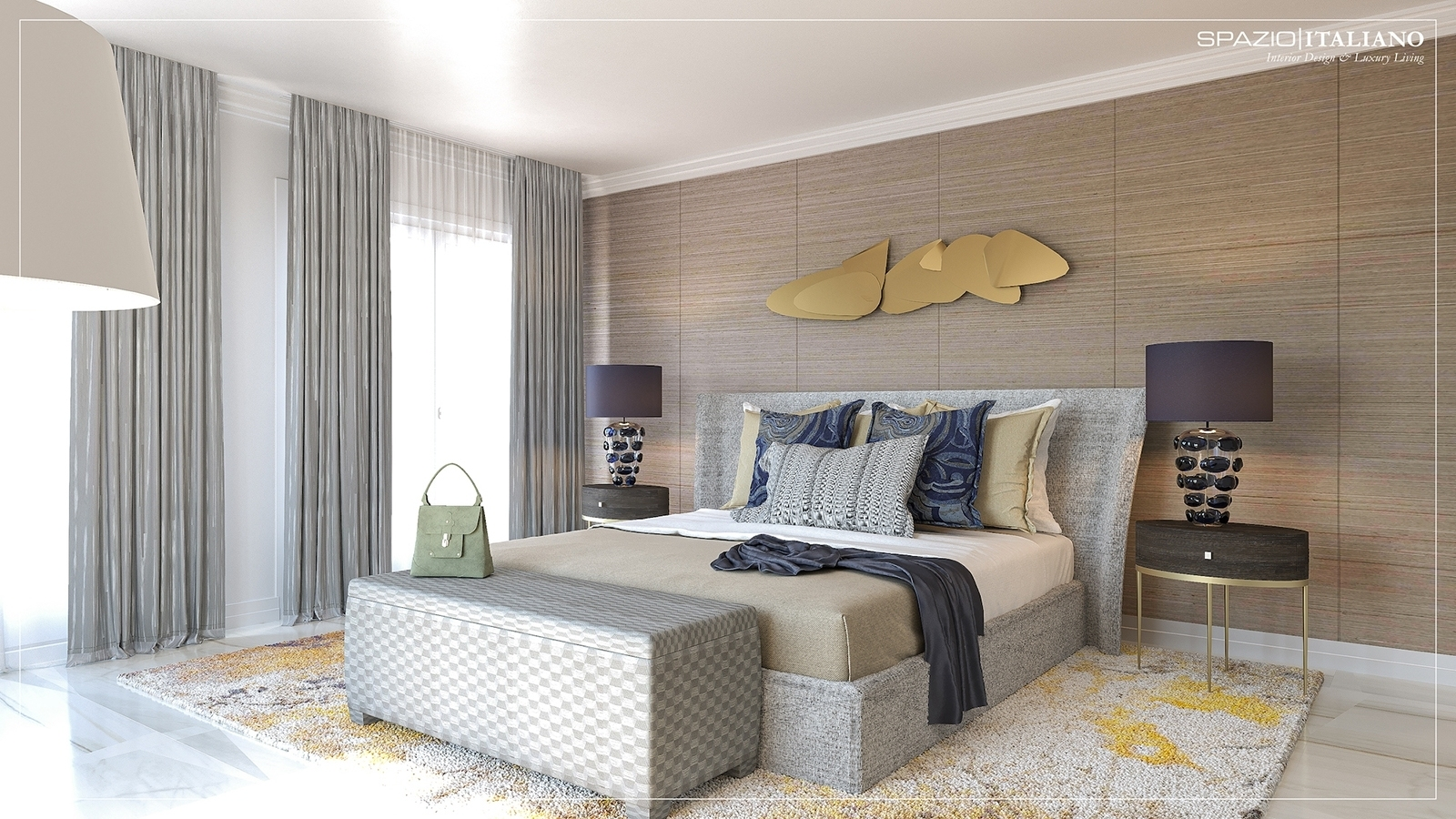 John Taylor's Villa Hermosa ultimate top tips for decorating