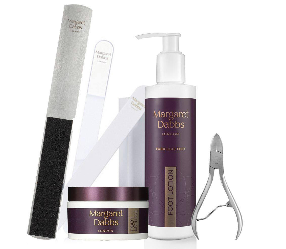 The Perfect Home Pedicure Set by Margaret Dabbs
