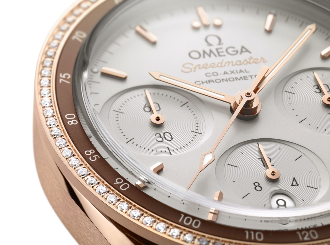 Omega Speedmaster 38 MM Collection watches