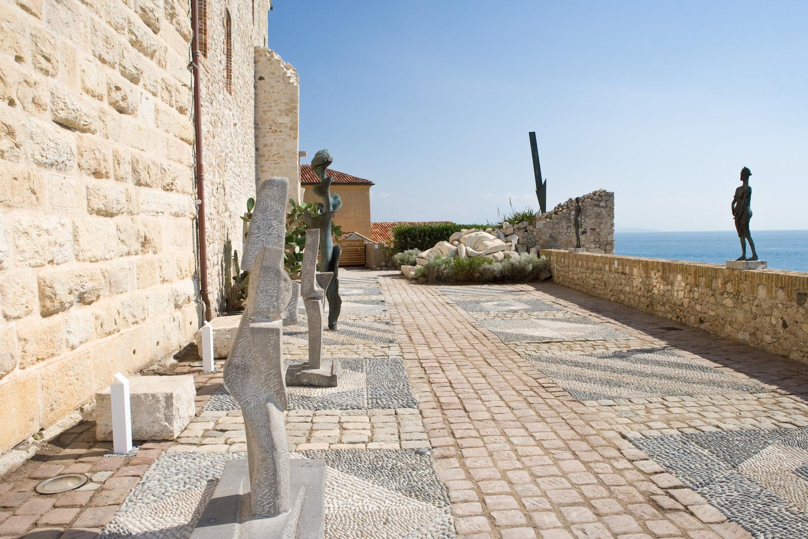 Piccaso Museum in Antibes, Cote d Azur