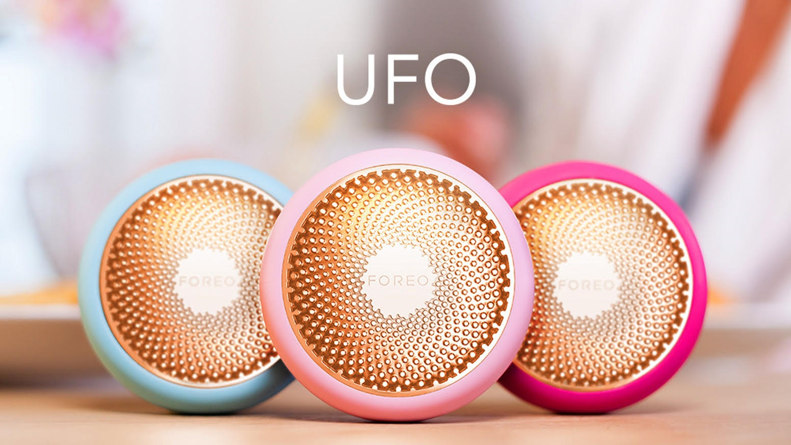 UFO by FOREO