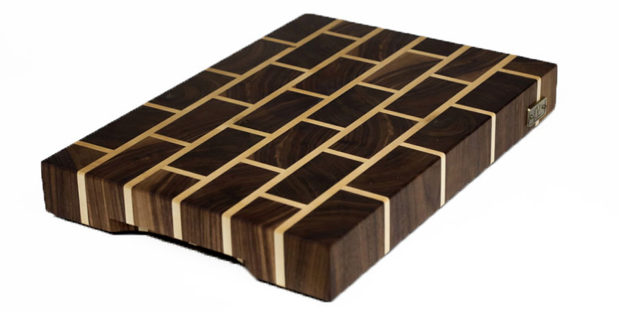 Luxury Cutting Boards with Personal Touch from A&E Millwork