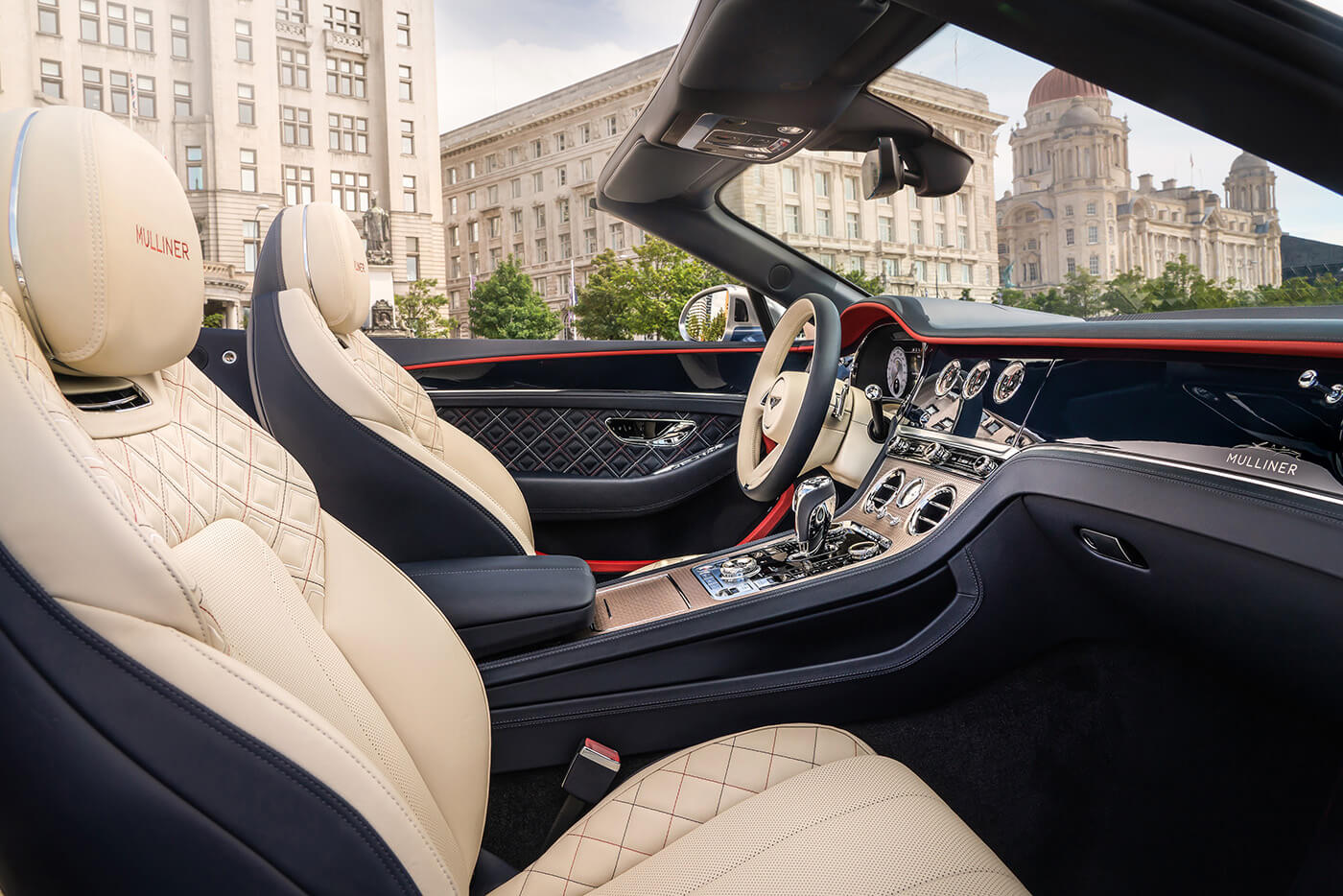 Continental GT Mulliner Convertible, part of Bentley Mulliner collection at Salon Prive 2020