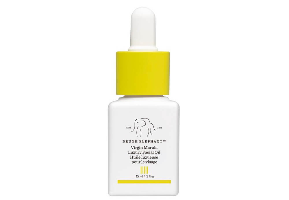 marula oil beauty product from Drunk Elephant