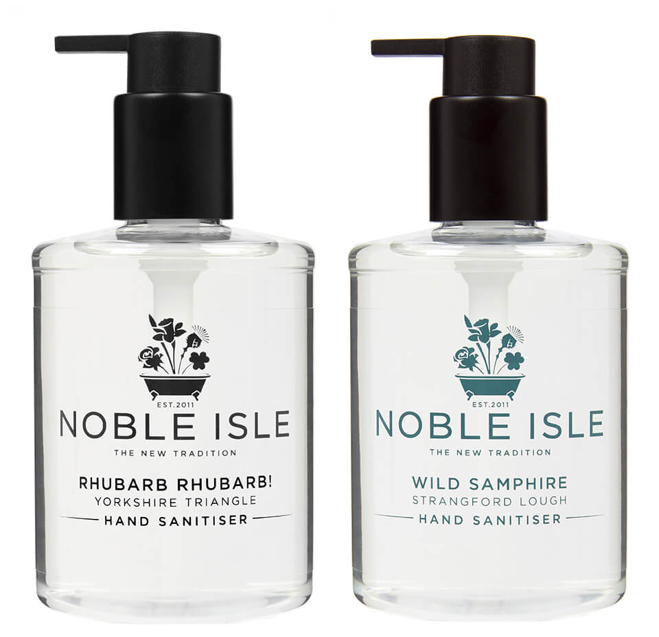 Hand sanitizer from Noble Isle