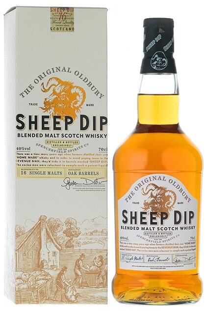 Sheep Dip, perfect for hot toddy
