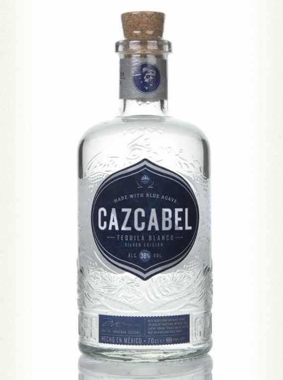 Cascabel Blanco Tequila, perfect for making Hot Toddy