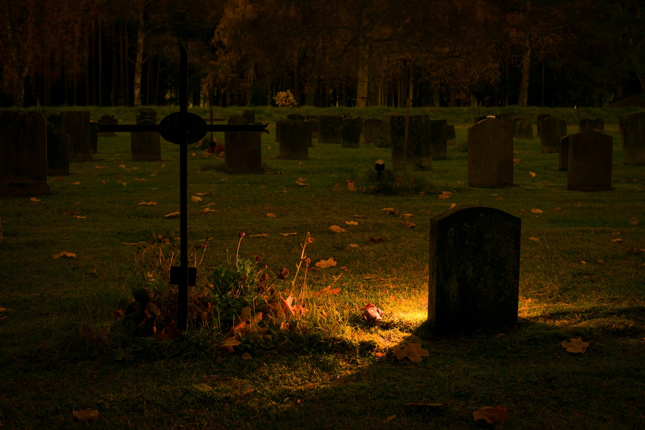 funeral cemetery