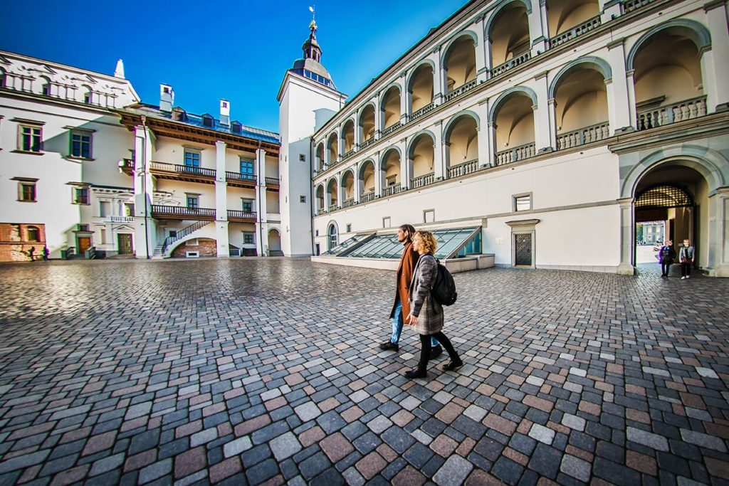 © Go Vilnius. Palace of the Grand Dukes of Lithuania