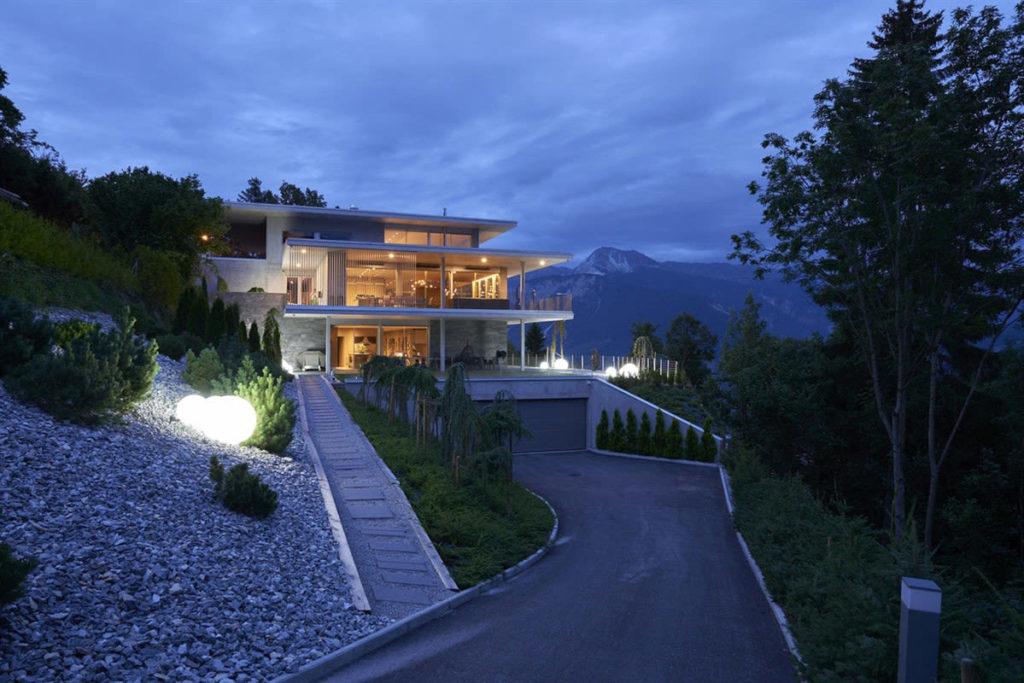 Mansion in Crans-Montana, luxury property presented by Luxury 778 Ltd properties