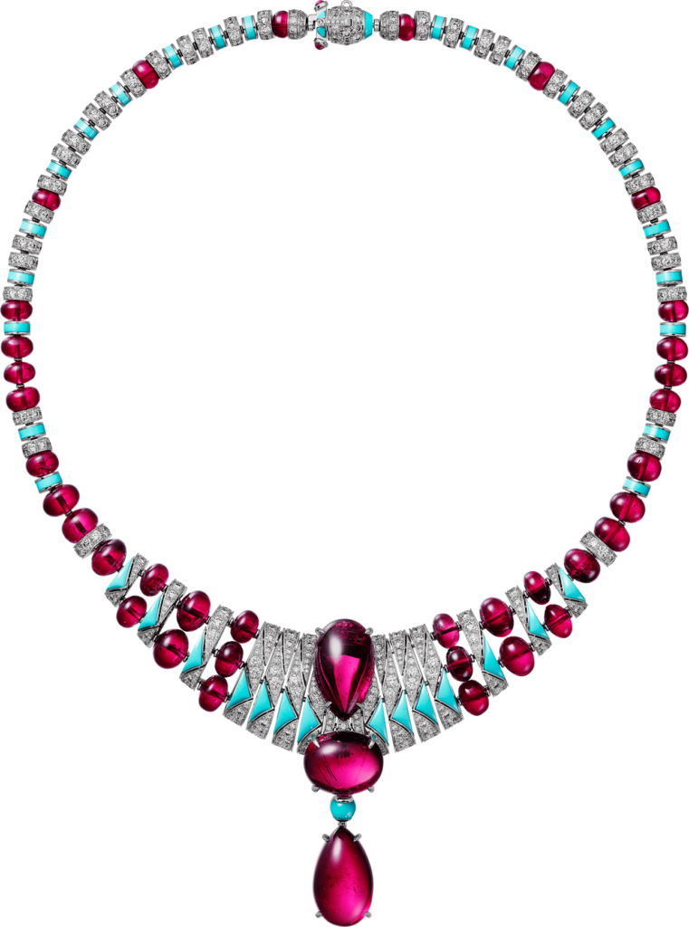 SURNATUREL Transformable Necklace by Cartier