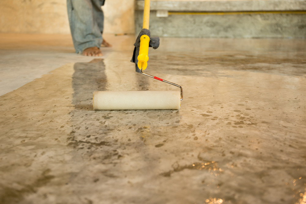 Well-Polished Concrete Floors