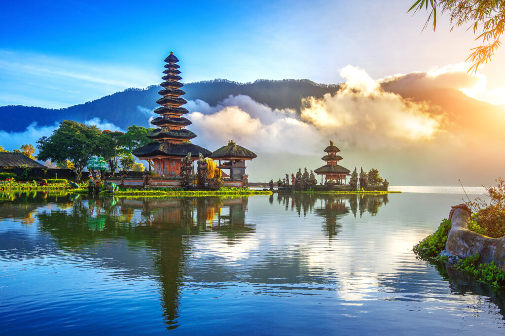 Indonesia vacation