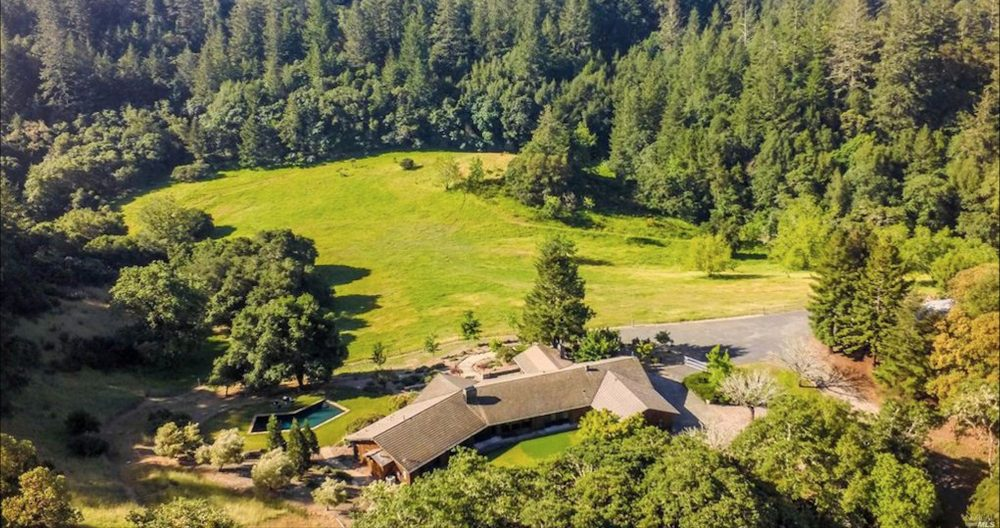 NewTree Ranch in Sonoma County CA