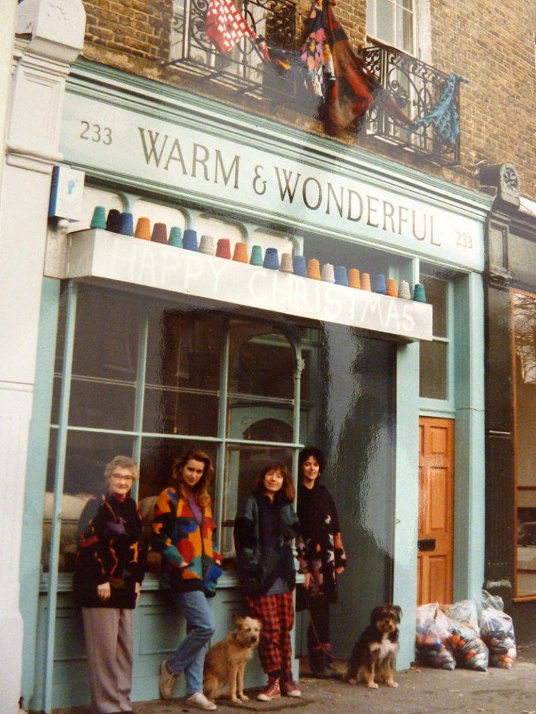 Shop in 1987