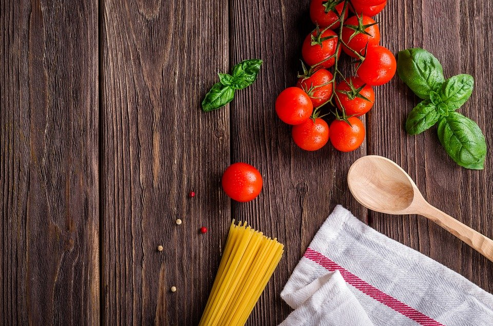 home food preparation to cook