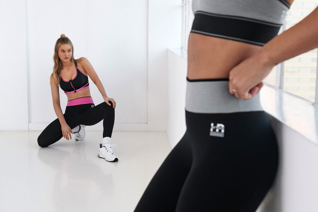 Intimissimi Launches Activewear Capsule Collection