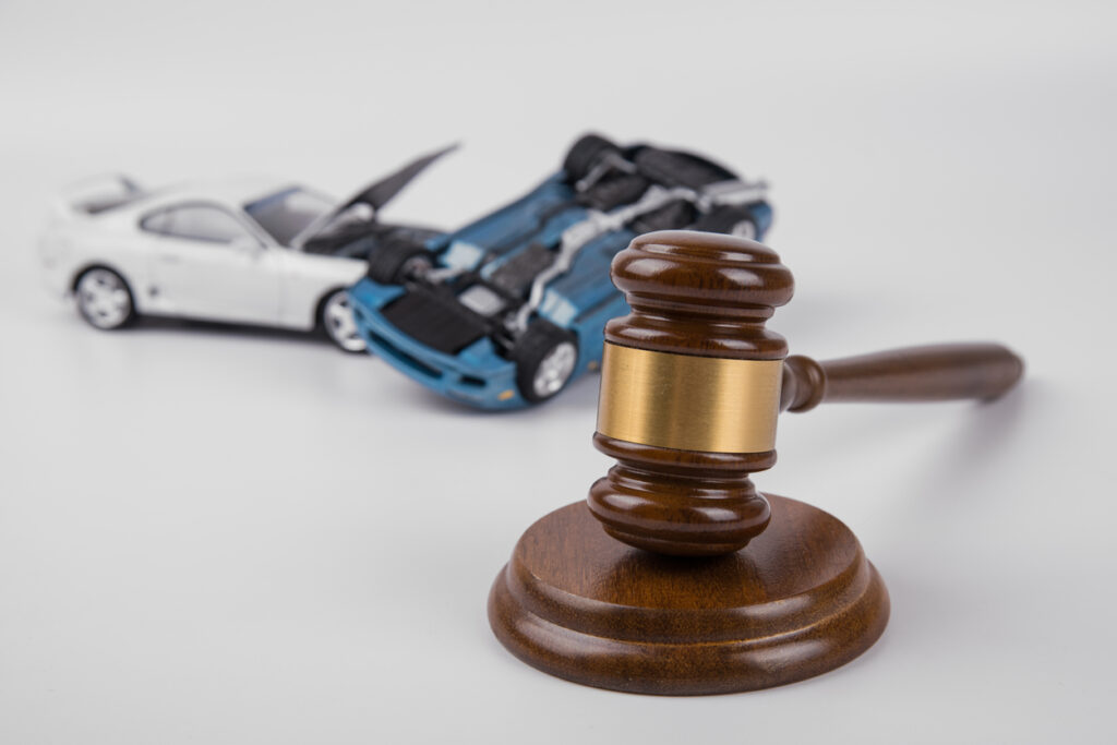 car accident and the law