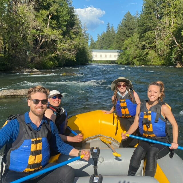 First Nature Tours Rafting