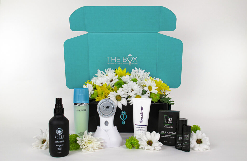 The Box by Dr. Ava: Skincare Heroes Limited Edition