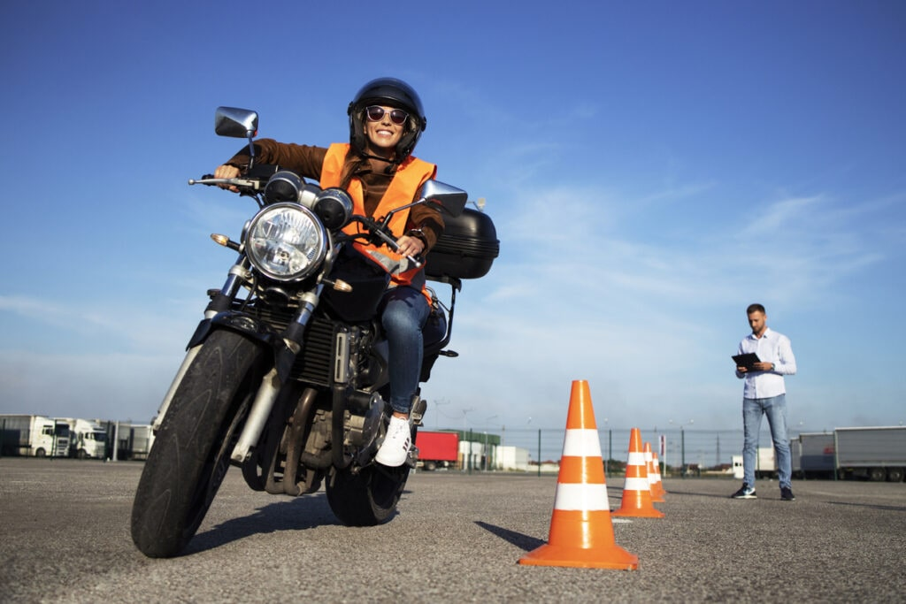 motorbike safety course