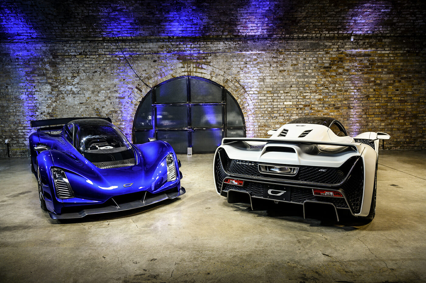 Faster than a Tesla and more exotic than a Bugatti- Meet the Czinger 21C 3D printed hypercar