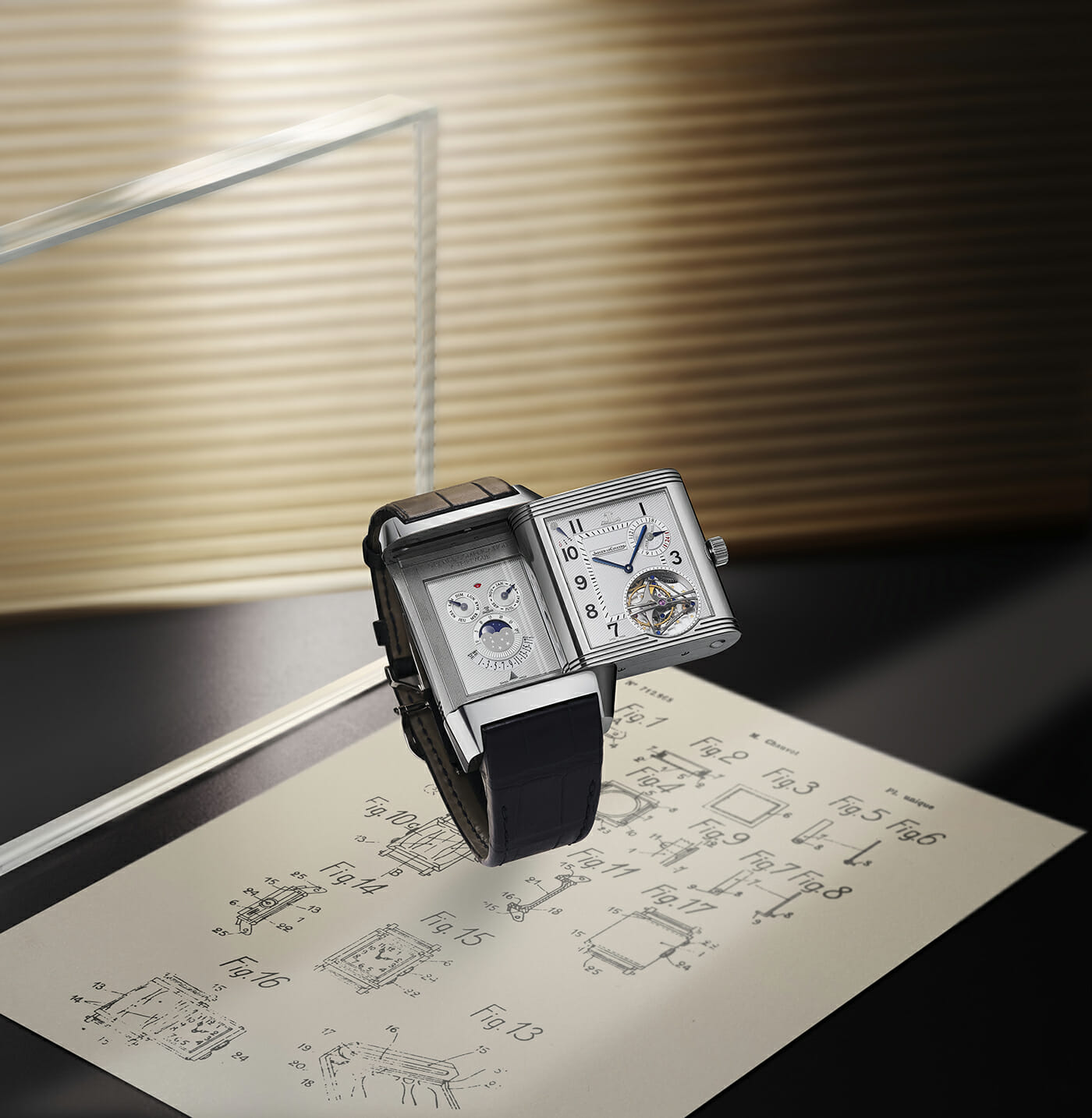 2006 Heritage Reverso Jaeger-LeCoultre timepiece