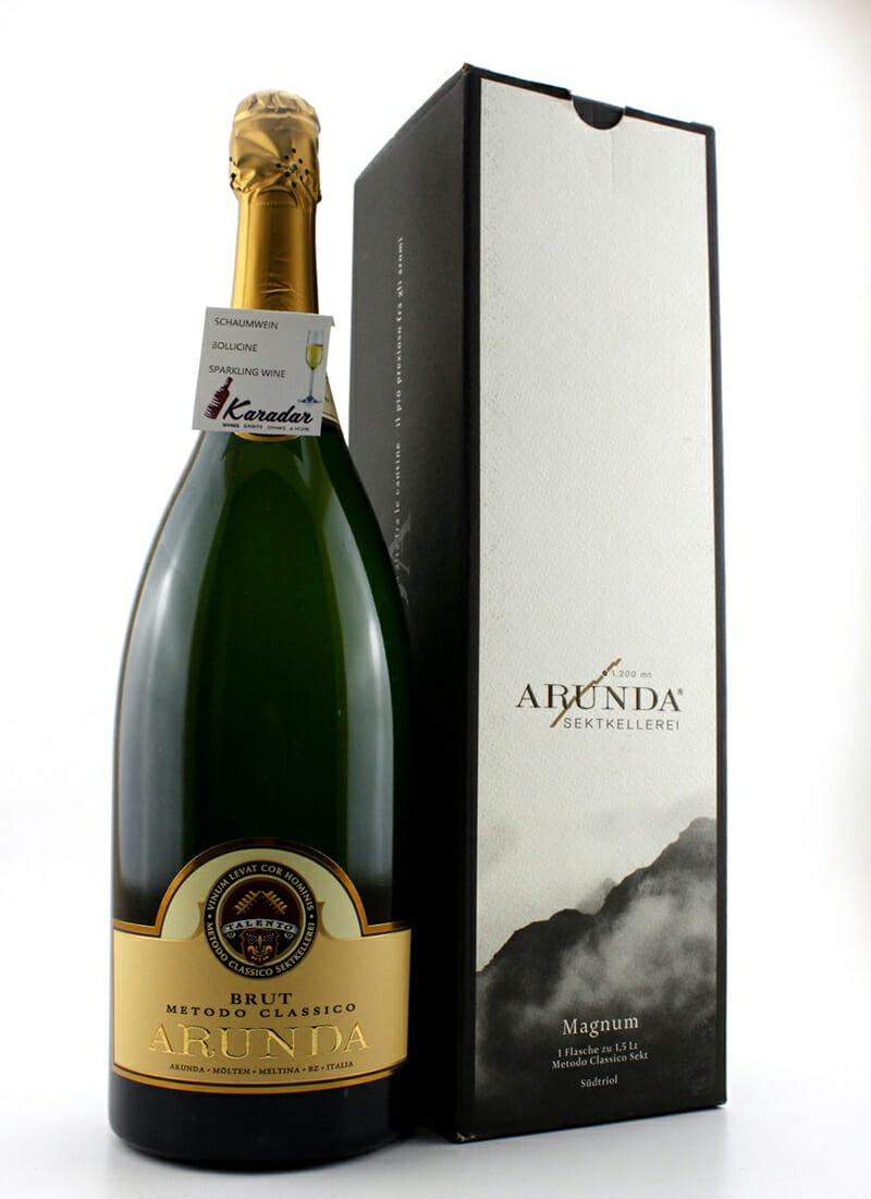 ARUNDA, The High Life – Europe's highest sparkling winery